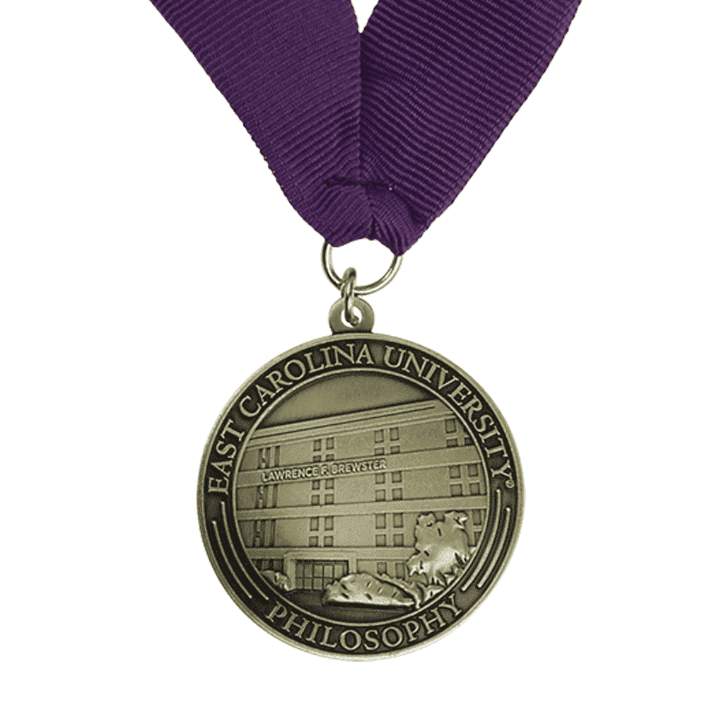 Iron Made Plating Medal