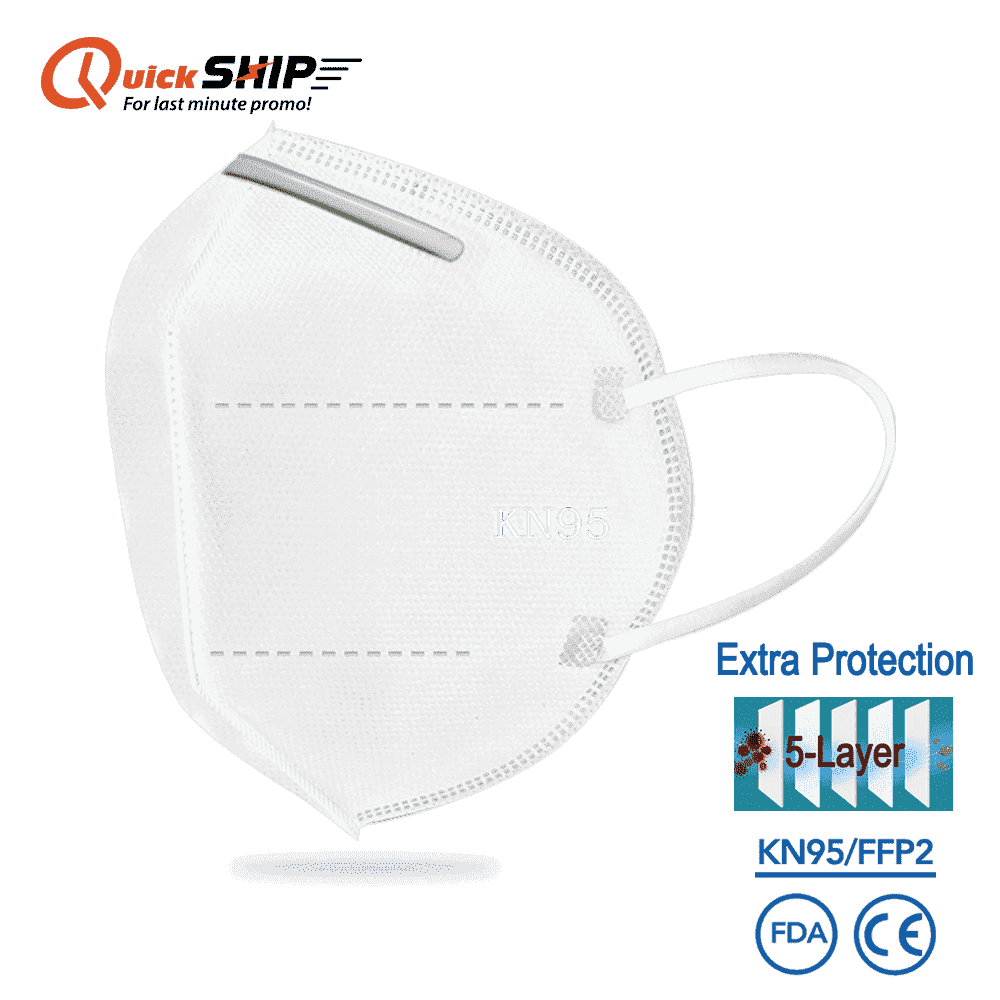 Extra Protection KN95 Face Mask (Non-Medical Use)