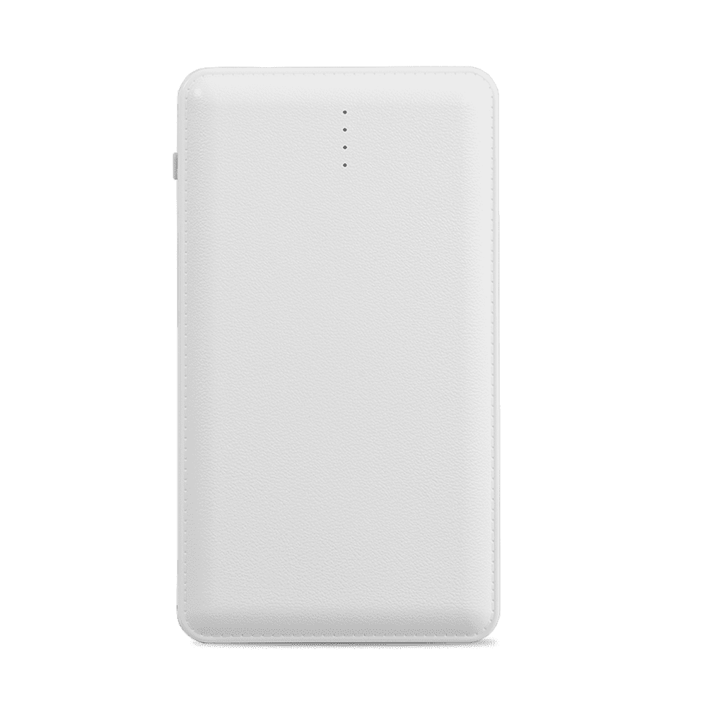 Avondale Power Bank 8000 with Built-in Charging Cable