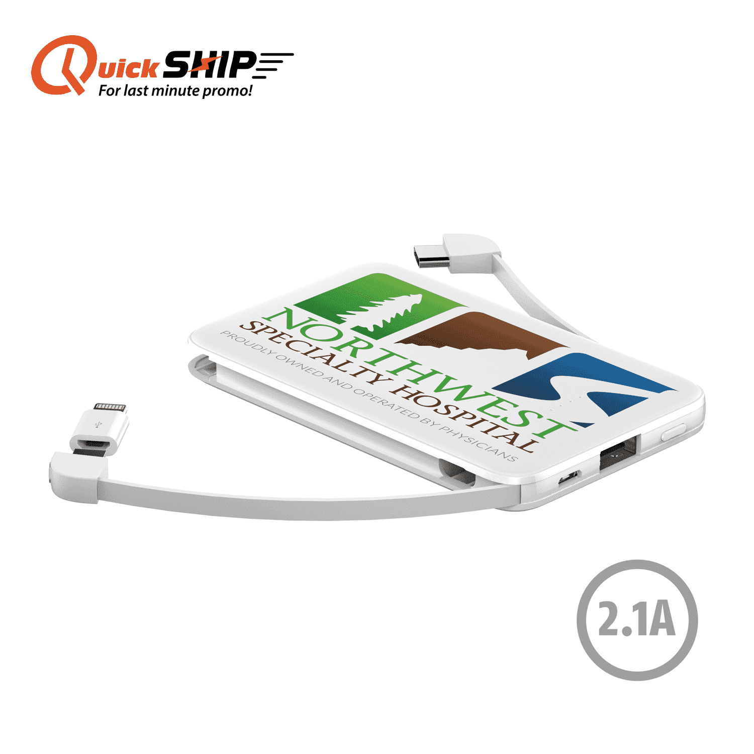 Hermosa 2.1A Output Power Bank