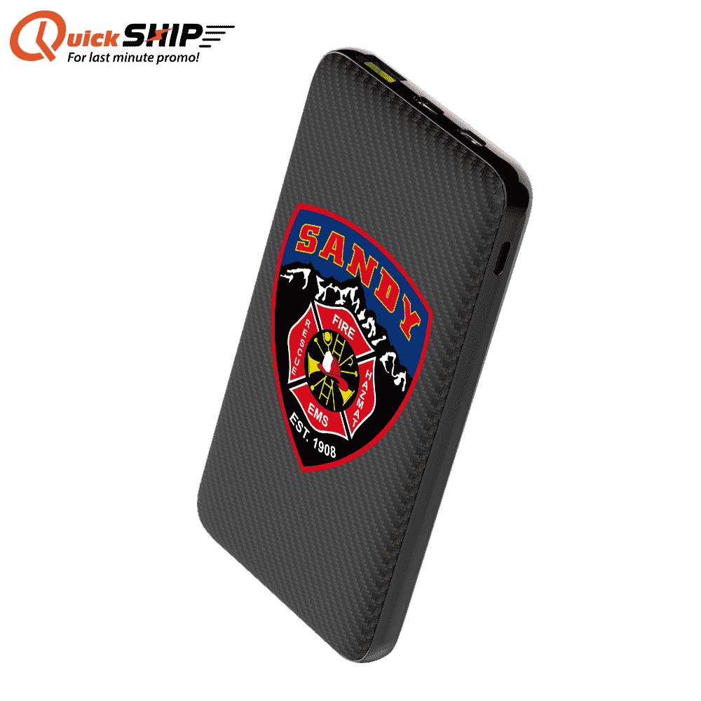 Washington Heights 18W Quick Charge PD Power Bank 10000