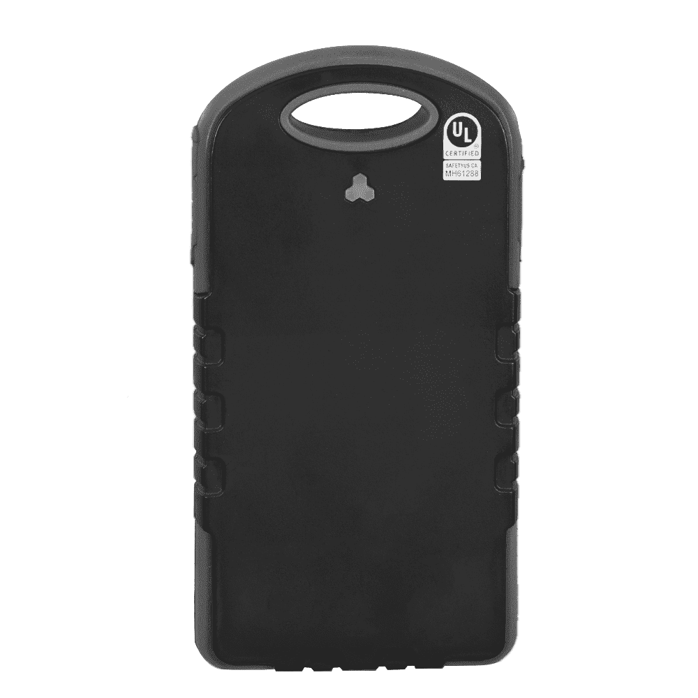 Gresham UL Listed 8000Mah Mega Solar Power Bank