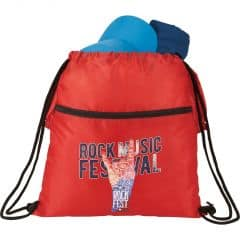BackSac Deluxe Drawstring Sportspack