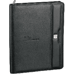 Cutter & Buck® Performance Series Zippered Padfoli