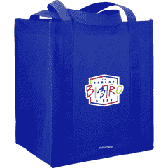 Grocery Tote with Antibacterial Additive