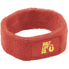 Victory Sweatband with Patch