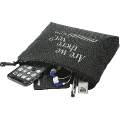 Pouch with Antimicrobial Additive