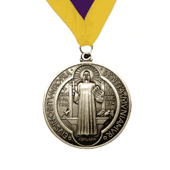 Brass Made Plating Medal