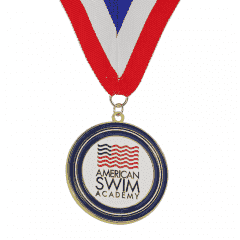 Soft Enamel Iron Medal