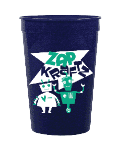 Solid 16oz Stadium Cup
