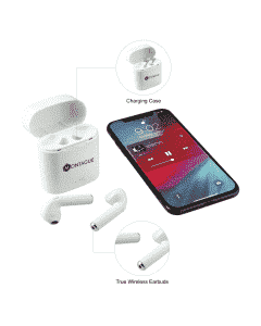 Bawl True Wireless Auto Pair Earbuds and Power Cas