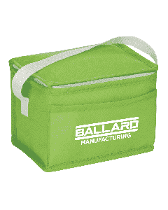 Budget Non-Woven 6 Can Lunch Cooler
