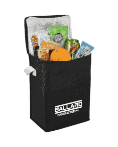 Tall Non-Woven 12 Can Lunch Cooler